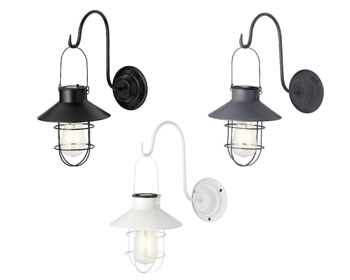 LED solar stallamp 3ass