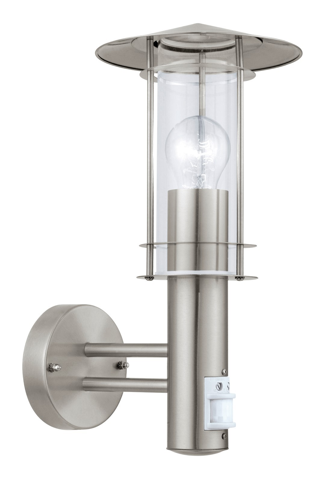 Wandlamp Met Sensor RVS Helder Lisio