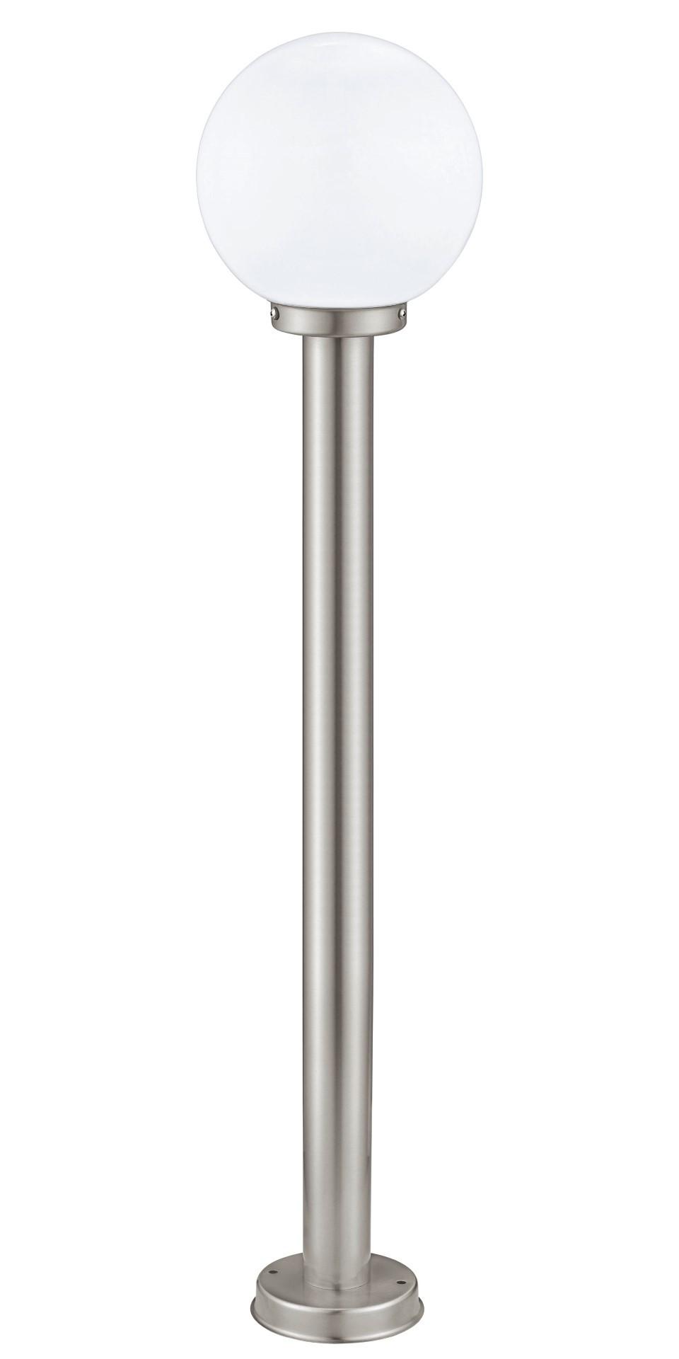 Tuinpaal 1 H-1000 RVS Gesatineerd Nisia