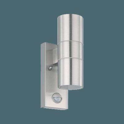 EGLO buiten-wandlamp met sensor Riga 5
