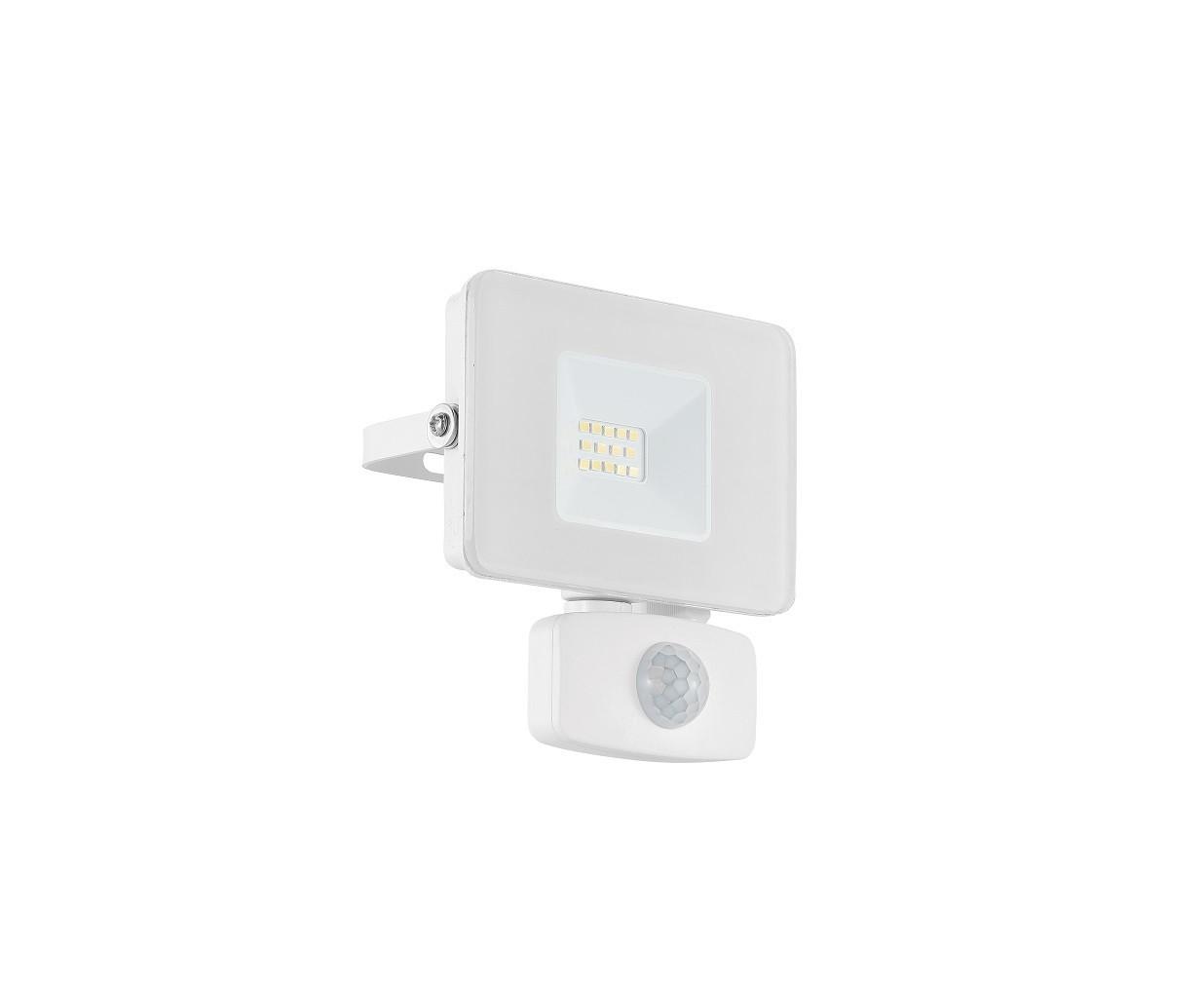EGLO LED-straler met sensor wit Faedo 3