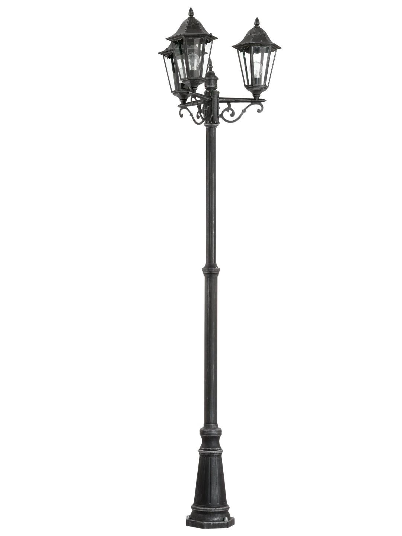 Tuinpaal 3 H-2200 Zwart Zilver-Patina Navedo