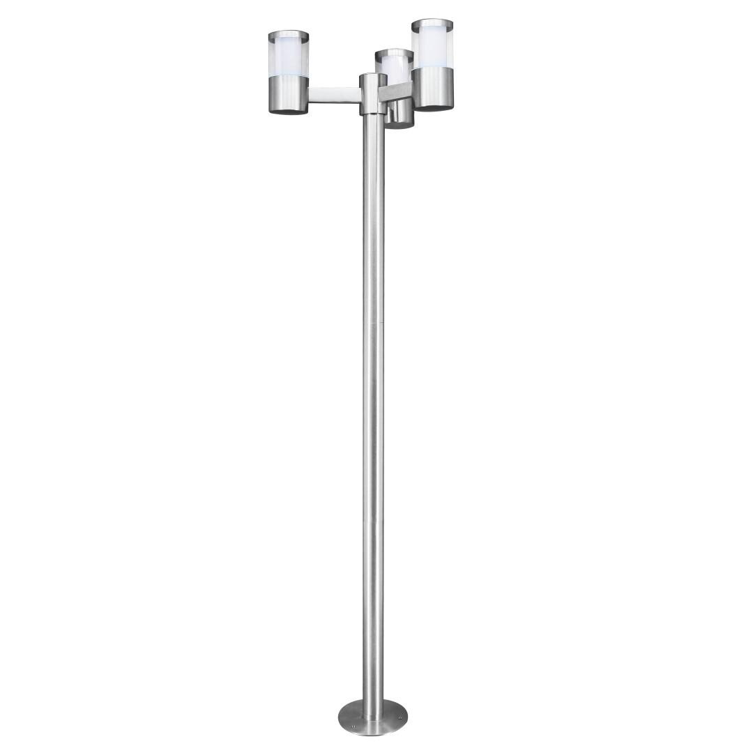 LED-Tuinpaal 3 RVS Basalgo 1