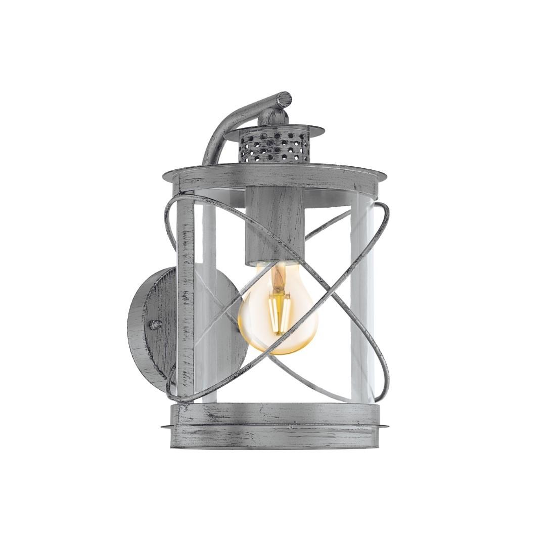 EGLO buiten-wandlamp neerwaarts Hilburn 1