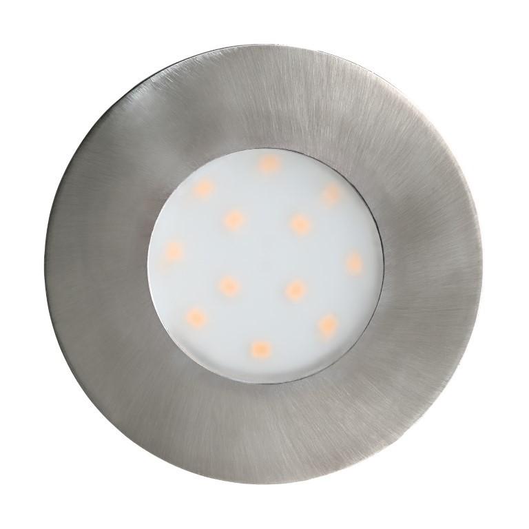 EGLO buiten-LED-inbouwspot diameter 7,8 cm Pineda-IP