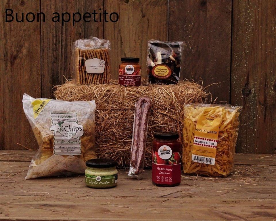 Cadeaupakket Bon Appetito