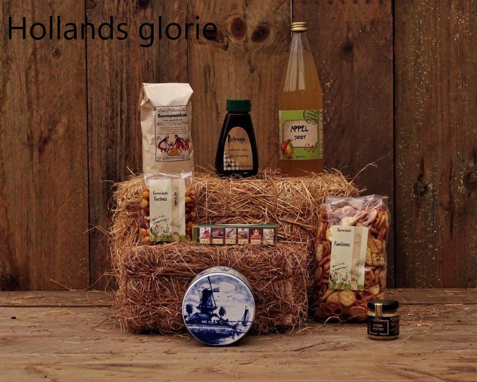 Cadeaupakket Hollands Glorie