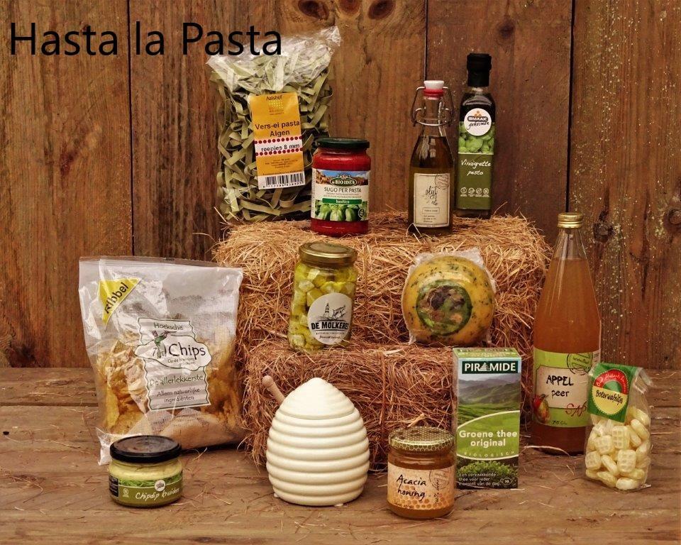 Cadeaupakket Hasta la Pasta