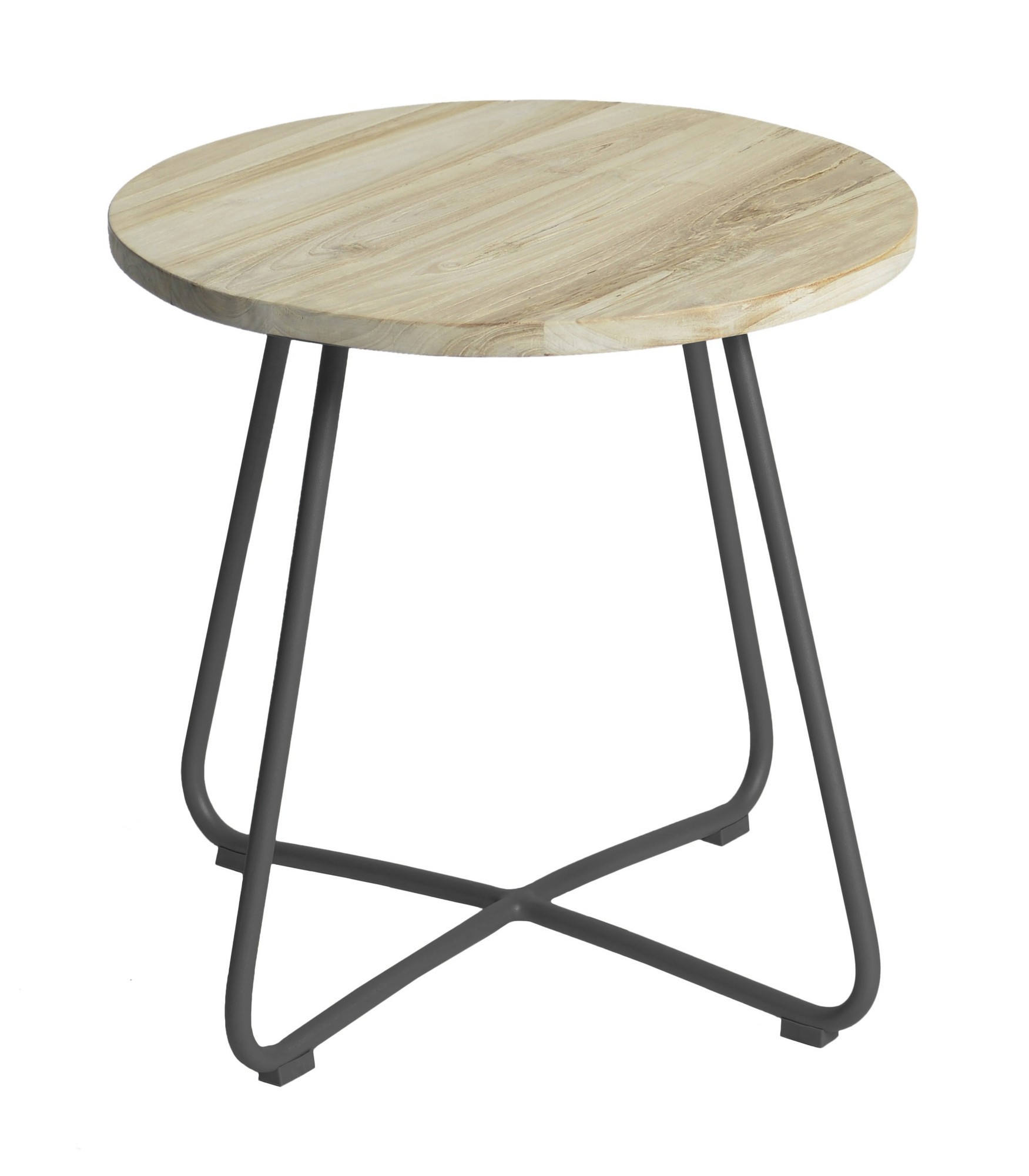 Lily side table diameter56,5x50 cm anthracite