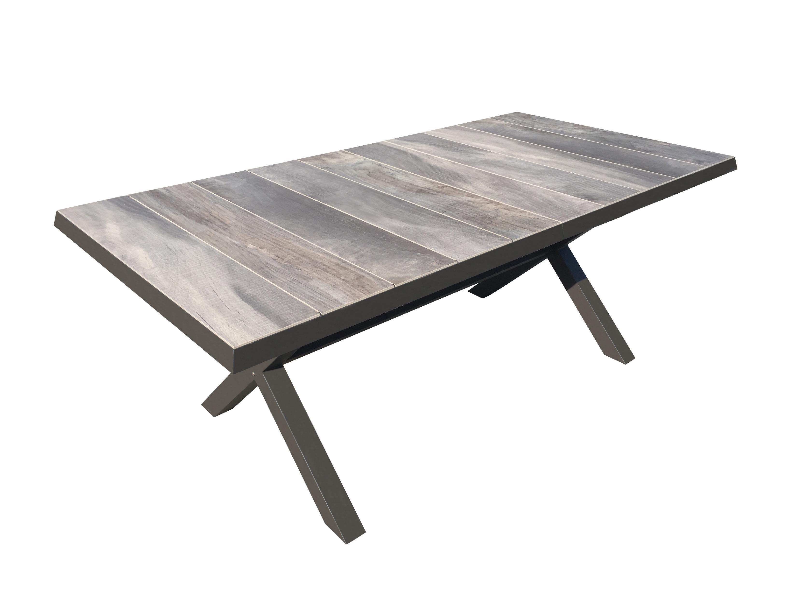 Marbella ext tafel 204/264 x 100 x 75