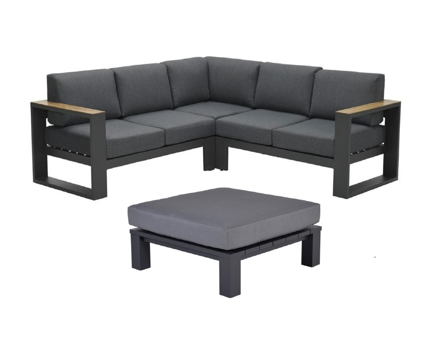 Cube 4delige loungeset OWN