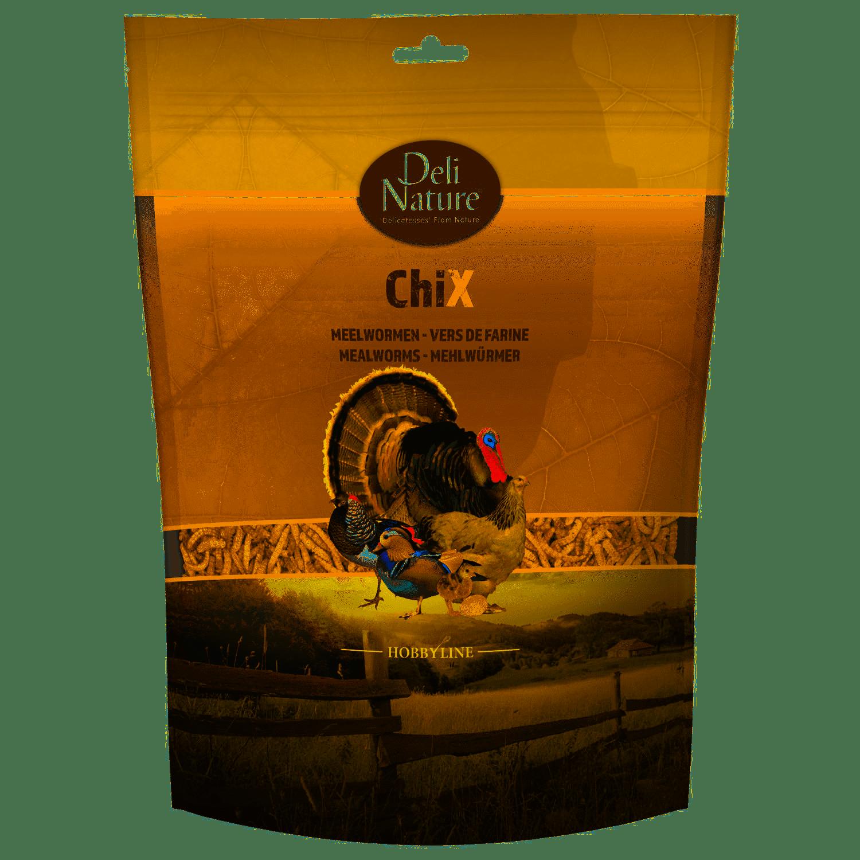 ChiX Meelwormen 500 g
