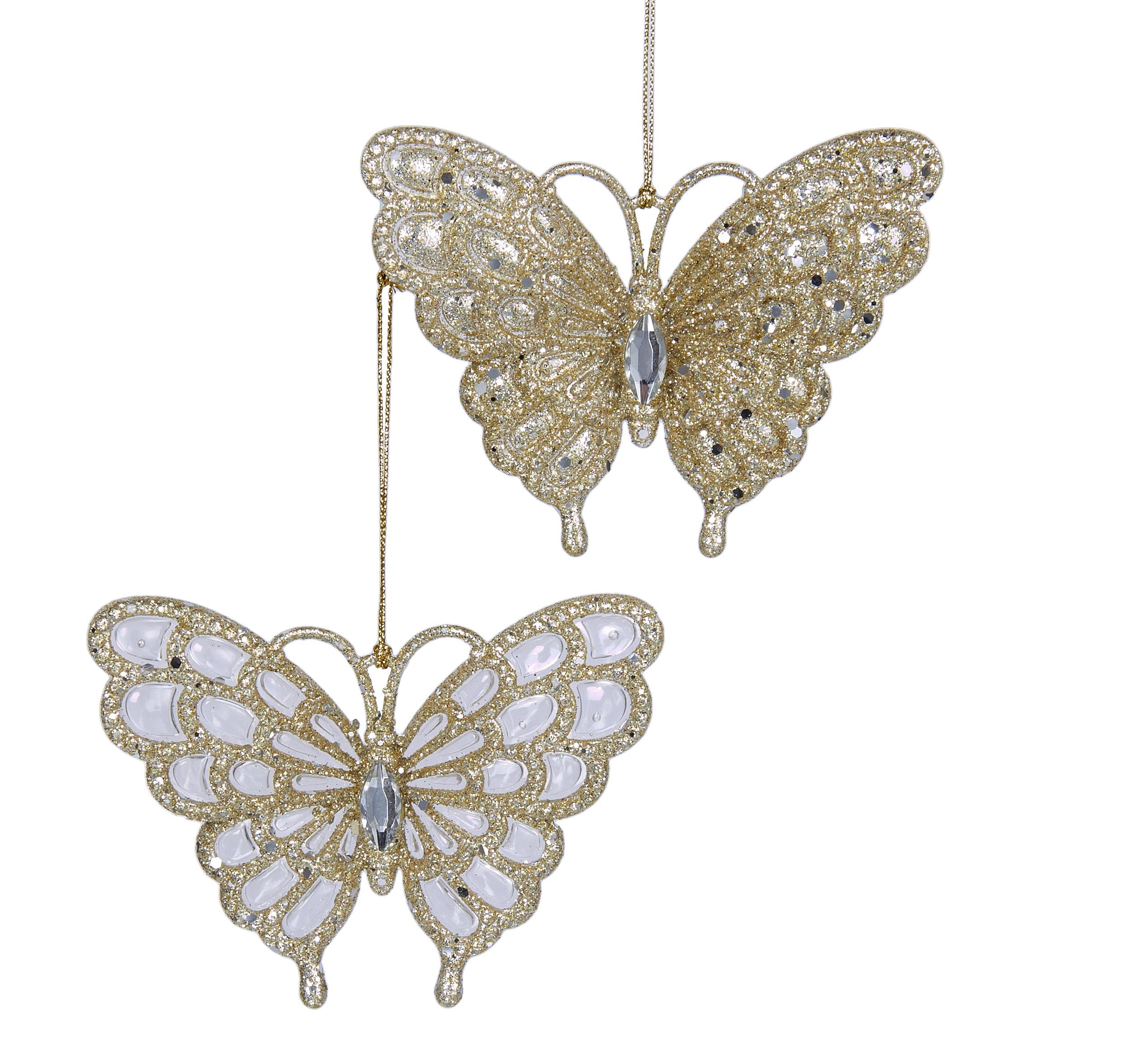 Butterfly Acrylic 3125 Inch