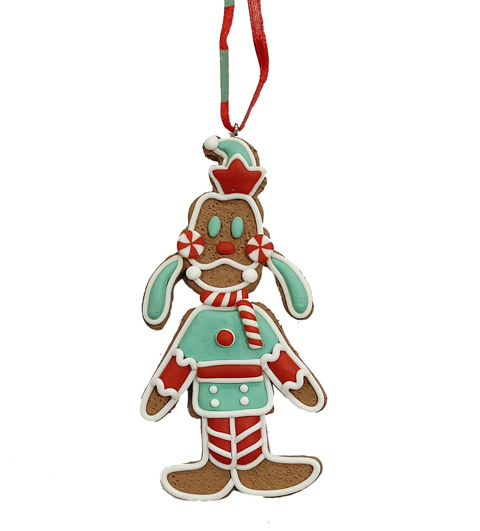 Ornament disney Gingerbread Goofy h9 cm