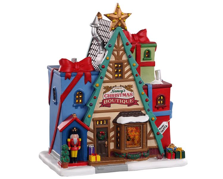 Nancy s christmas boutique b/o led