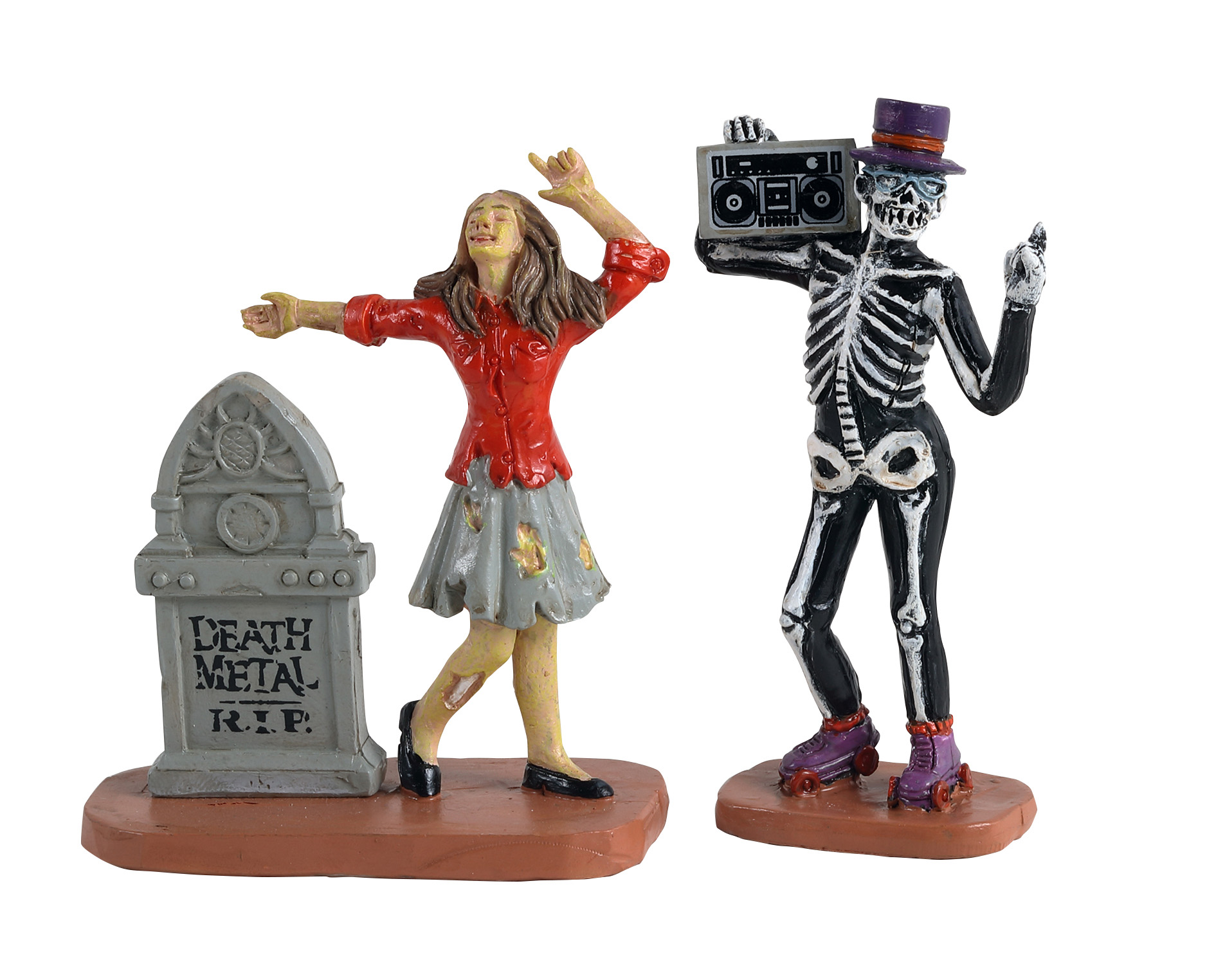 Undead groove, set of 2