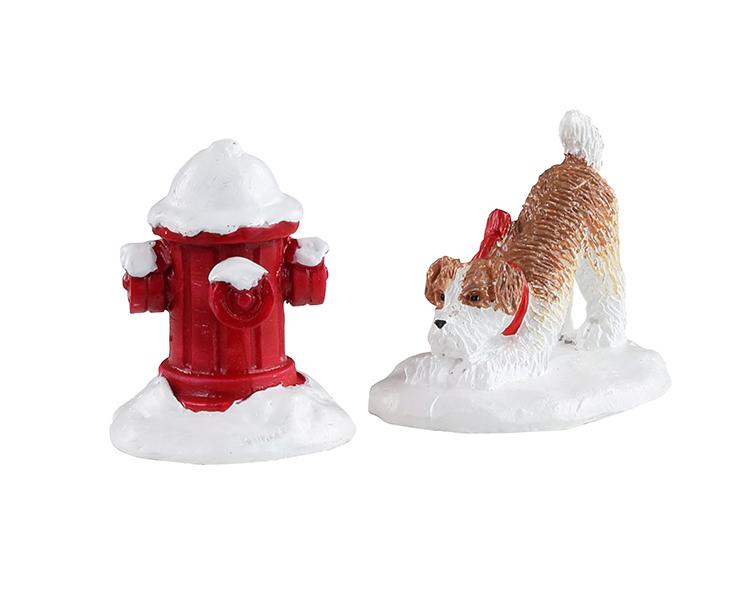 Snow hydrant, set of 2