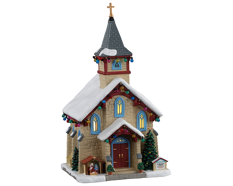 St. bernard chapel b/o led