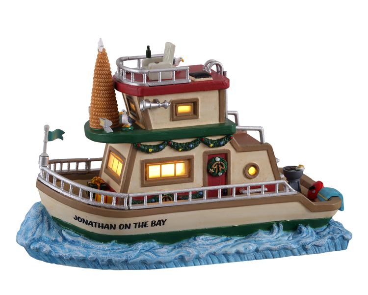 Jonathan s houseboat on the bay b/o led