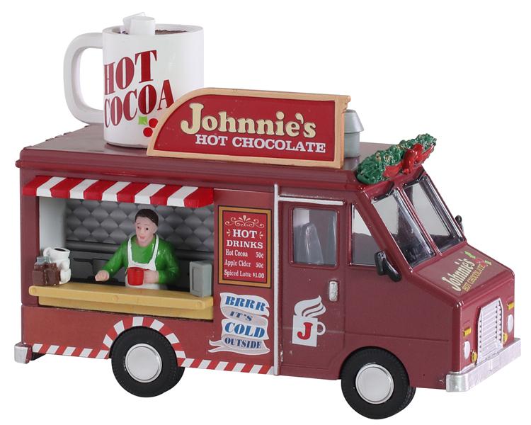 Johnnie s hot chocolate