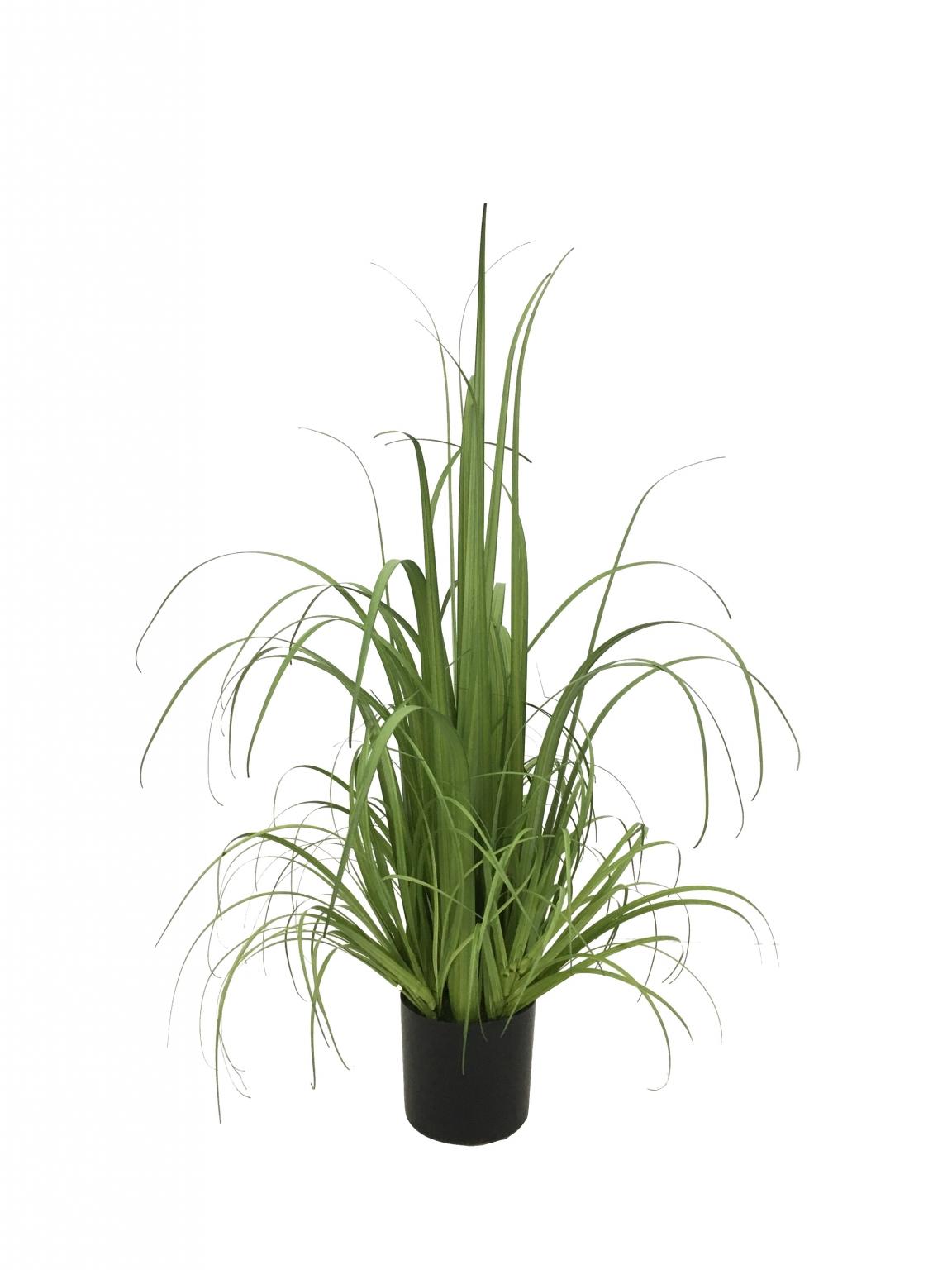 In pot 80 cm groen kunstplant Buitengewoon de Boet
