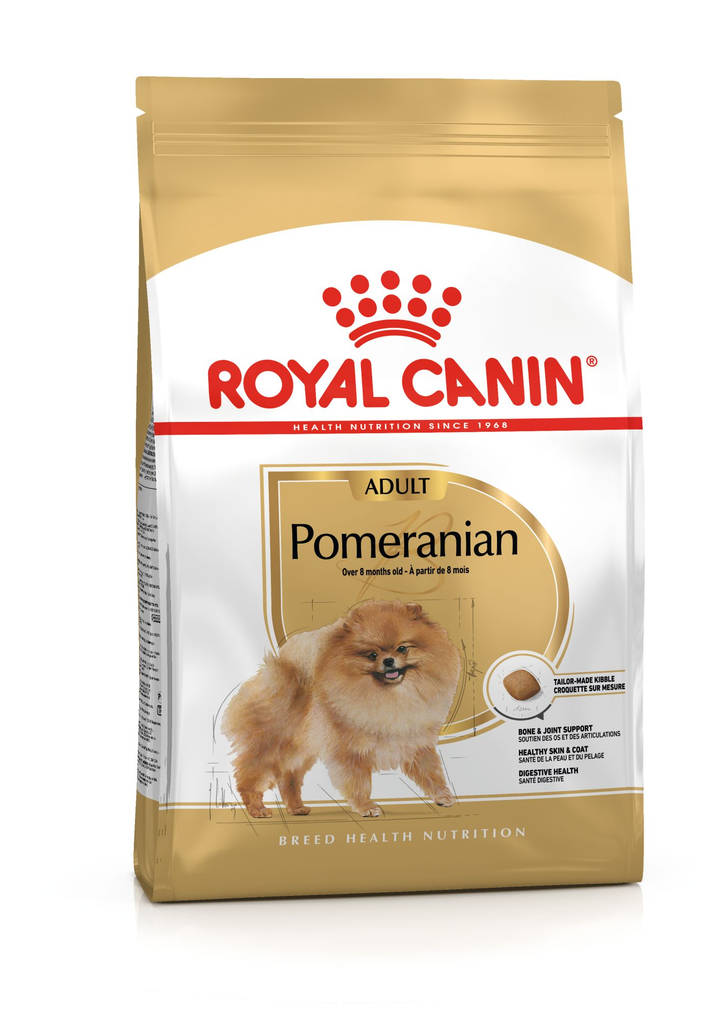 Pomeranian Adult 3 kg hondenvoer Royal Canin