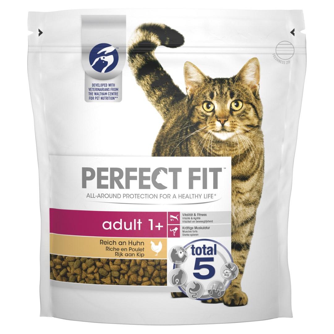 Kattenvoer Droog Adult Kip zak 1,4 kg Perfect fit Mars