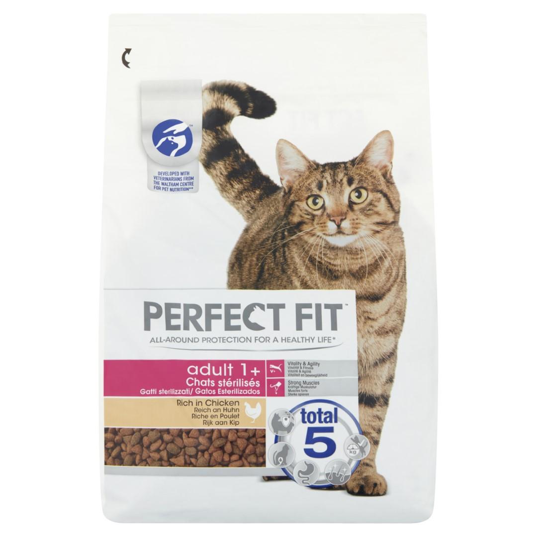 Kattenvoer Droog Adult Kip zak 2,8 kg Perfect fit Mars