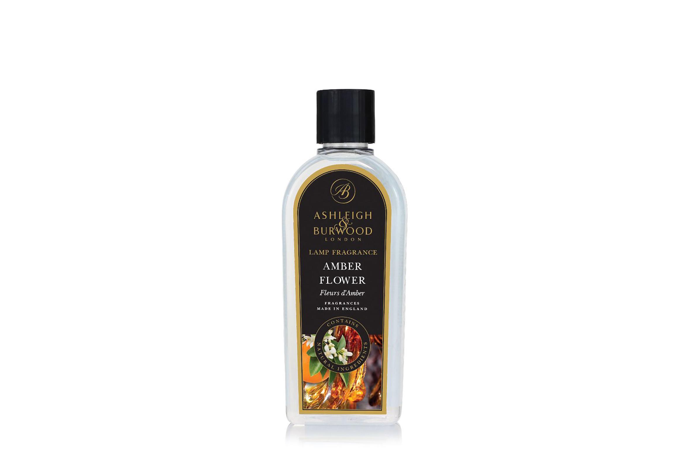 Geurlamp olie Amber Flower L