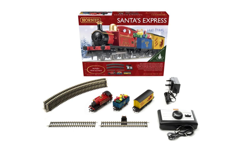 Santa's Express ElektrischeTreinsset schaal 1:76