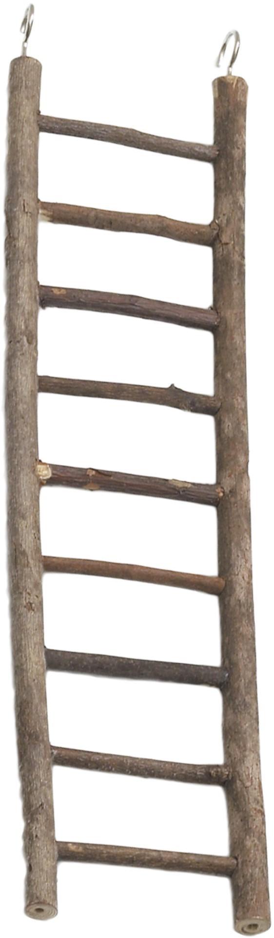 Parkiet ladder scara 9 treden 39 cm Flamingo