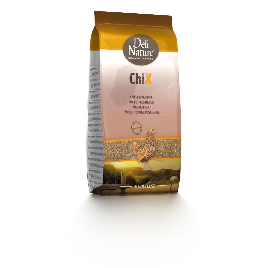 ChiX Krielkippen mix kant en klaar 4 kg