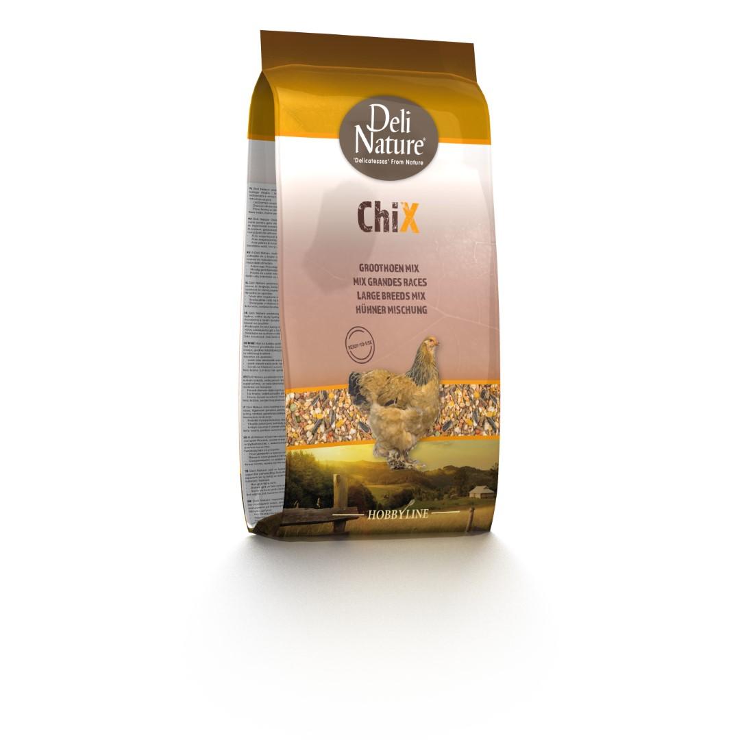 ChiX Groothoen mix kant en klaar 4 kg