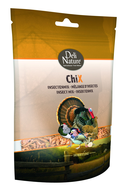ChiX Insectenmix 180 g