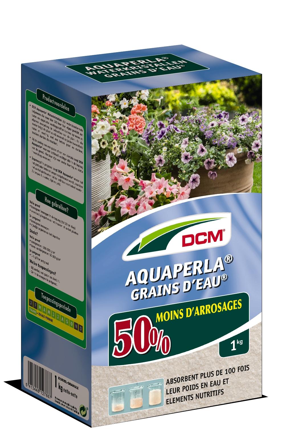 Aquaperla waterkristallen 1 kg