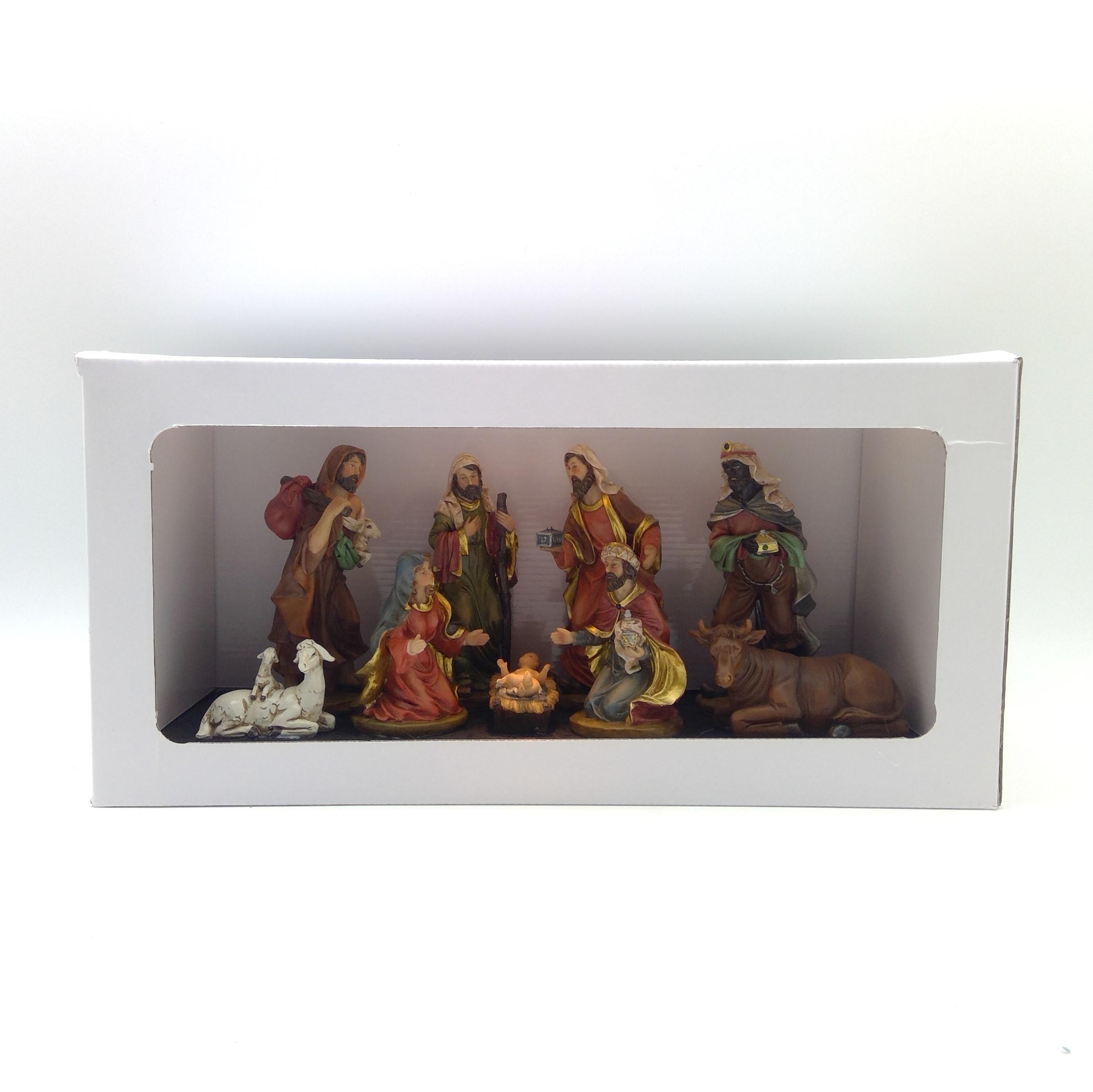 Poly nativity set - 1 stuk .