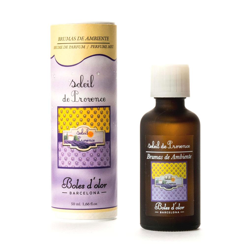 Geurolie Brumas de ambiente 50 ml Soleil de Provence Lavendelveld