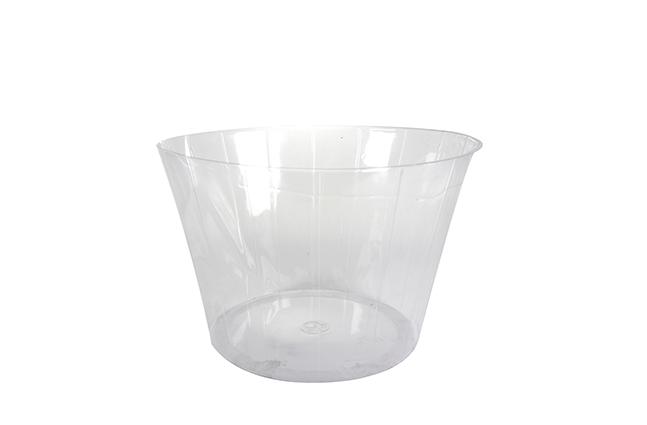 Pot inlay Lucas clear 8,0ltr