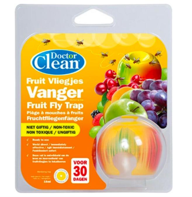 Fruitvliegval doctor clean 1p-20ml