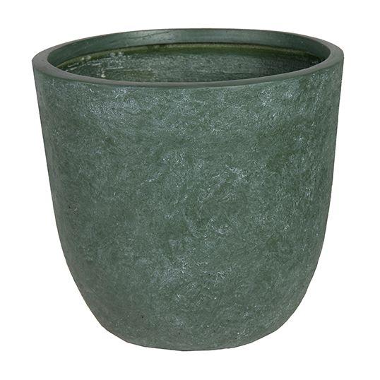 Arizona Egg Pot Cypress Wash D39H38