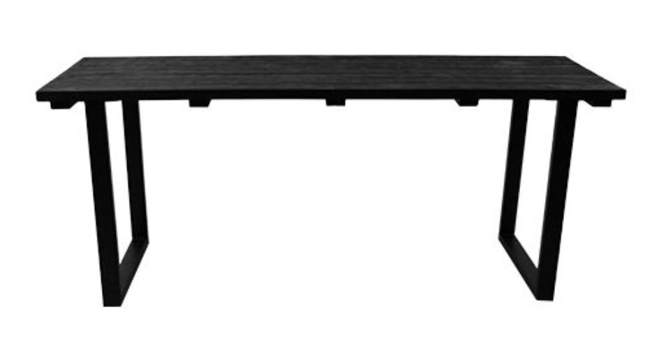 Tuintafel Formentera Teak 240x80x73 cm