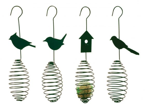 Vogelvoederveer groen Esschert Design
