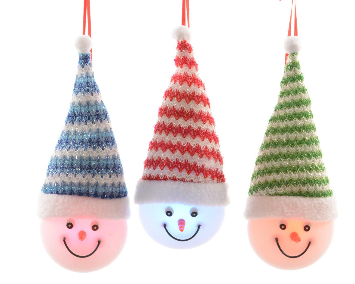 LED hanger sneeuwpop bo