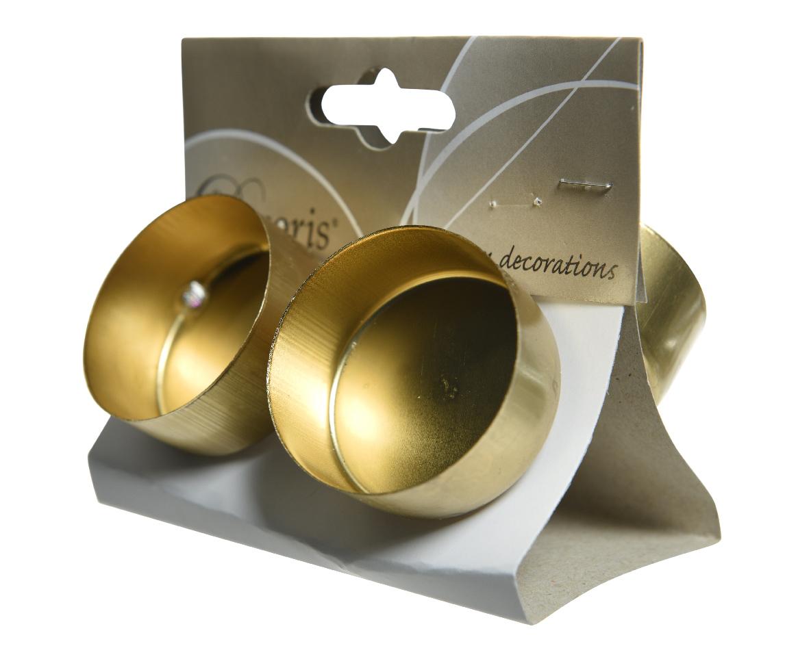 theelicht ijzer d4.20h7.50cm l.goud