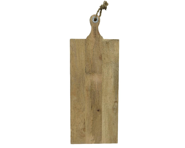 Board mangowood L3.50-W29-H77cm natural