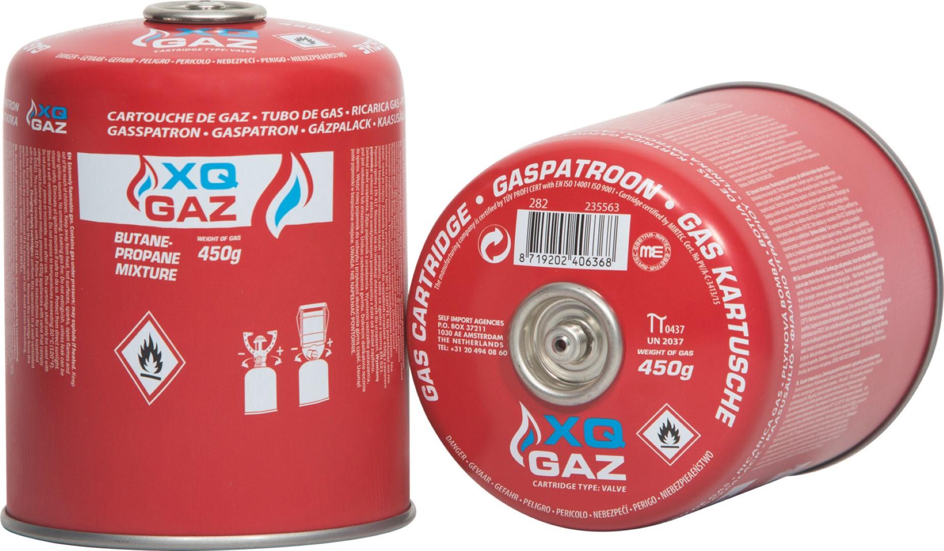 Gas navulling propane butaan