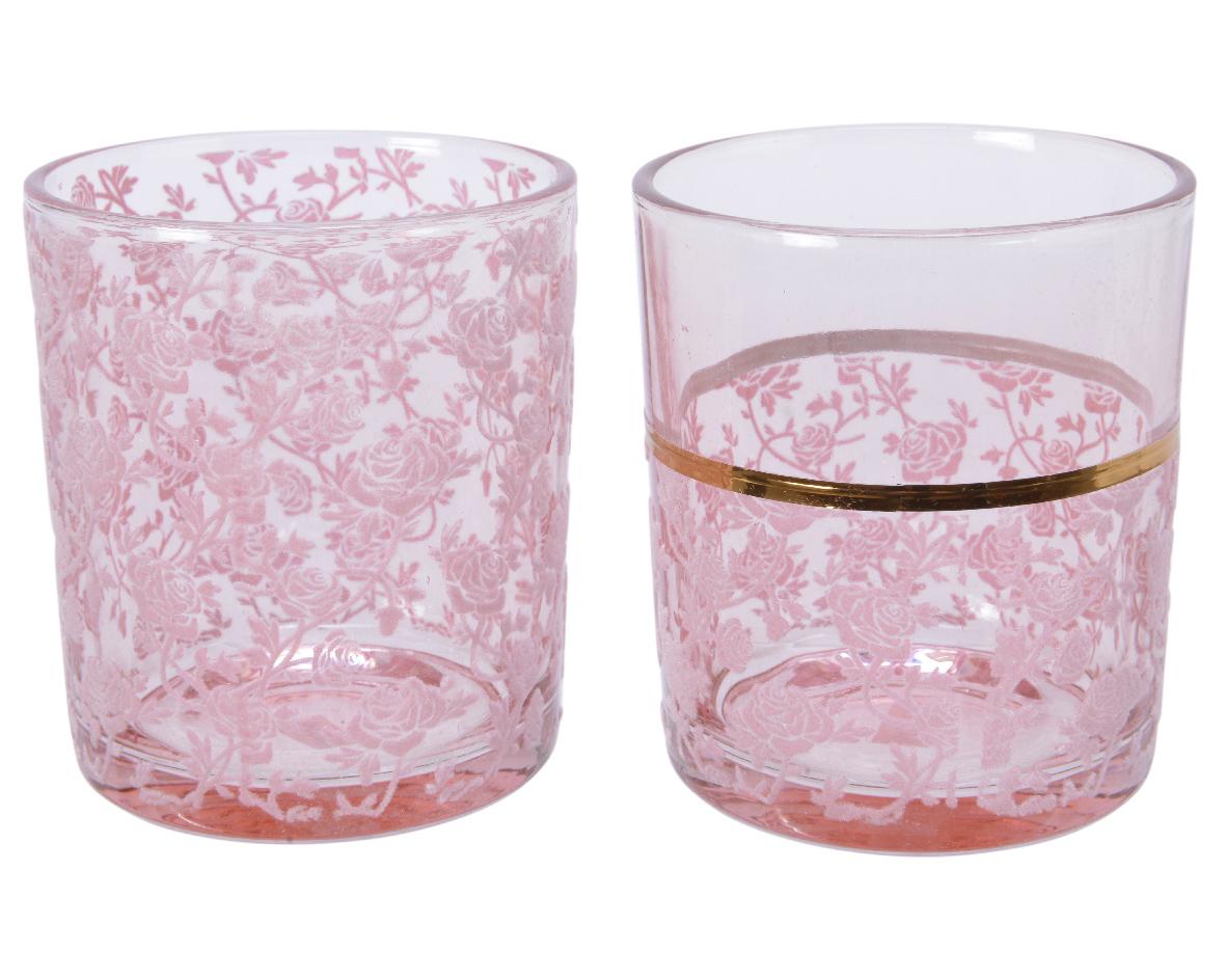 theelicht glas d9h10cm pdrrz a2