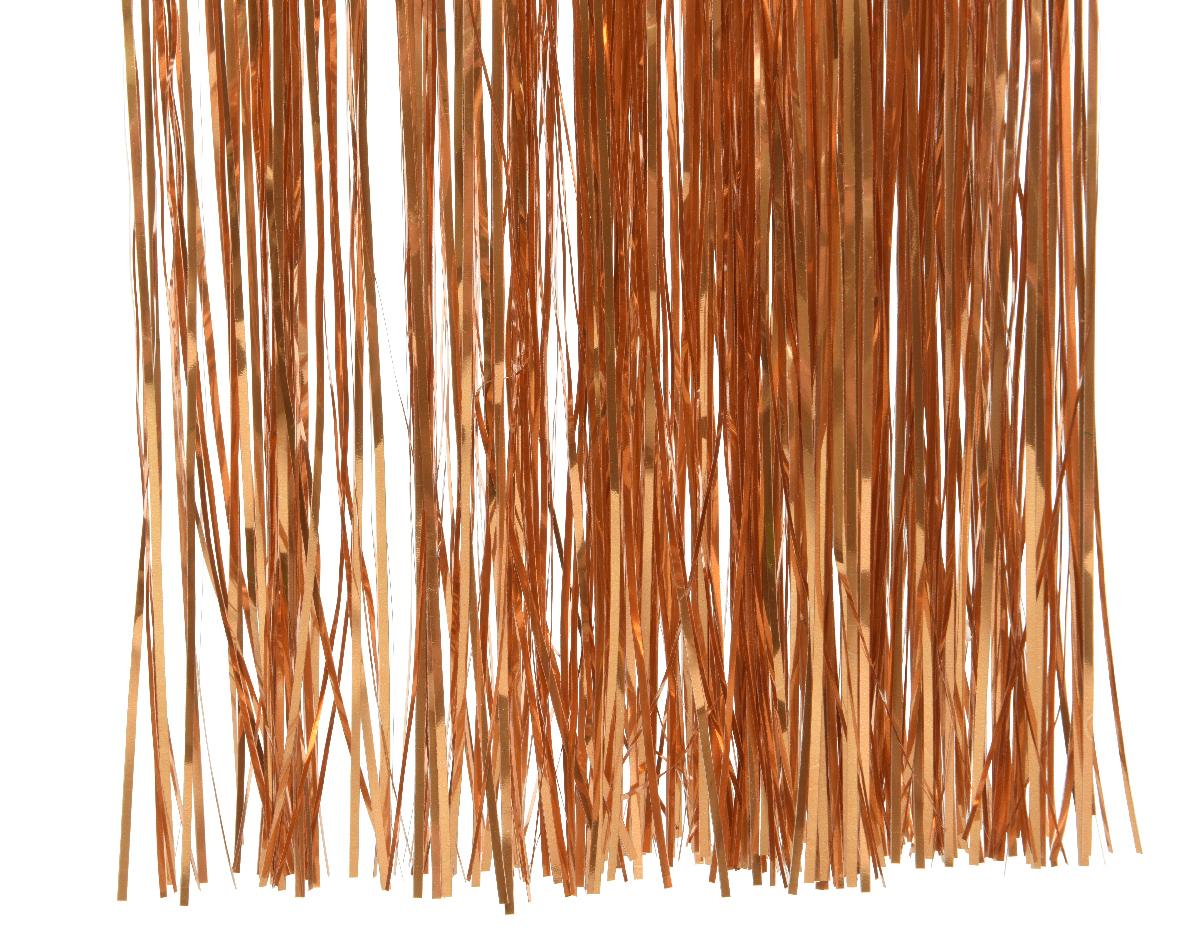 Lametta vinyl l0.10b40h50cm amber