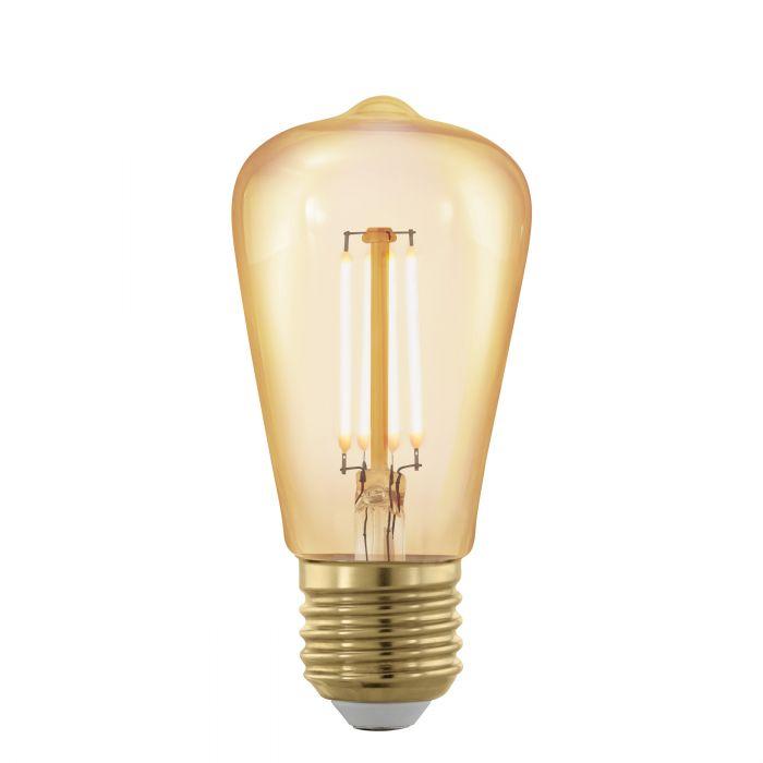 Vintage hoog lichtbron e27