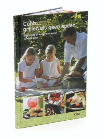 Kookboek Grillen als geen ander